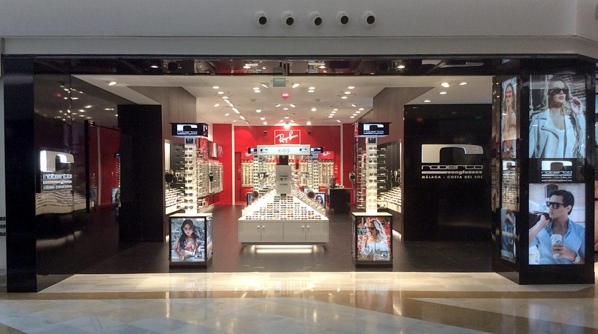 gafas de sol centro comercial miramar de fuengirola