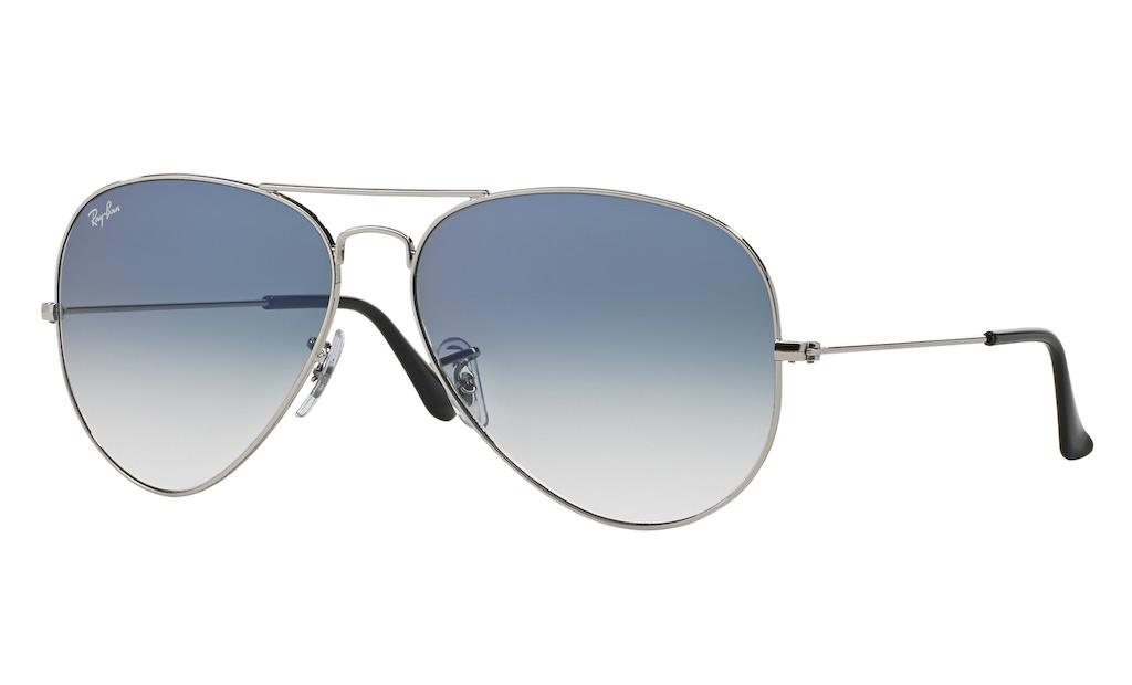 2a1d3a99613ca Comprar gafas de sol Ray Ban - RB 3025 003 3F 55 Aviator Large metal ...