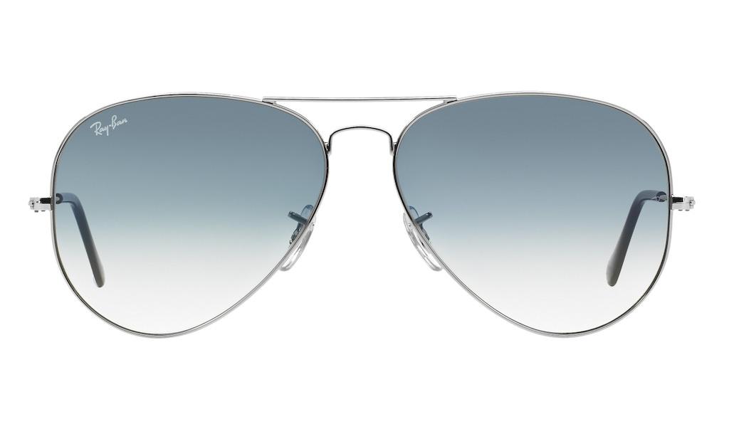 bc854f4cea Comprar gafas de sol Ray Ban - RB 3025 003/3F 55 Aviator Large metal ...