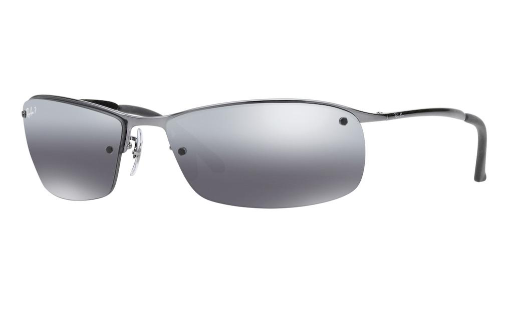 9dc14cea85 Comprar gafas de sol Ray Ban polarizadas - RB 3183 004/82 63 Top Bar ...