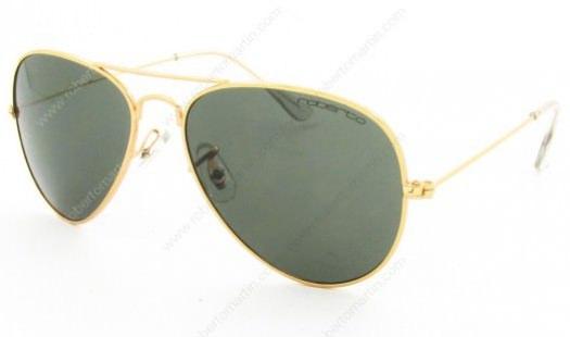 Gafas de espejo, cristales verdes