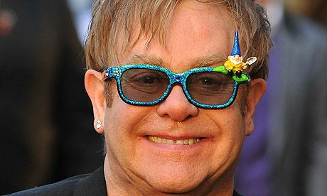 Gafas Elton John