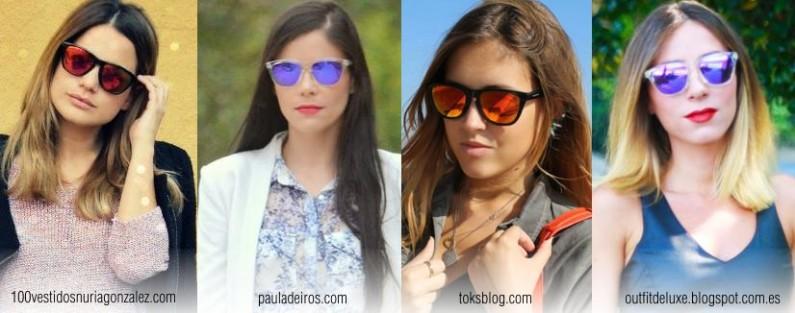 Gafas de sol de moda 2014