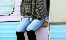 Ana, blogger de Hendaye style