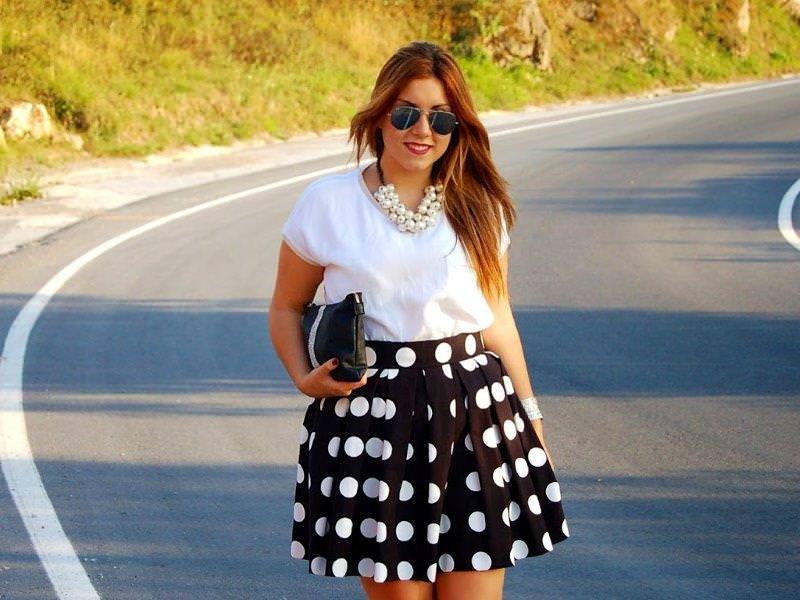 """Andrea, blogger en """"El Diablo visitendo de Zara"""""""