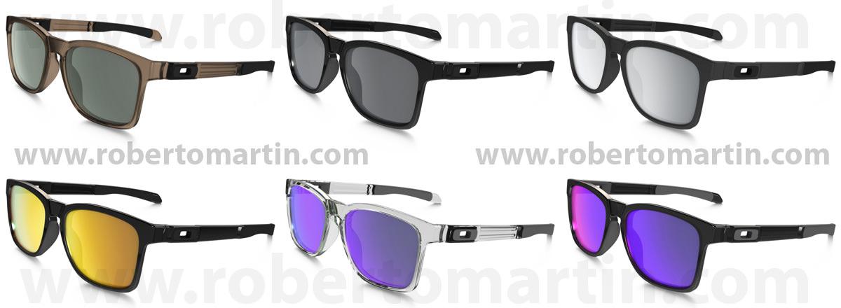 Gafas de Valentino Rossi 2015 Oakley Catalyst