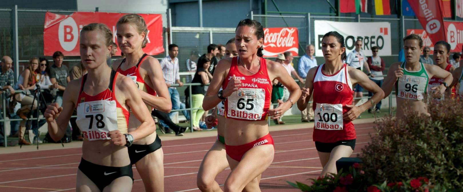 Atleta Alba García