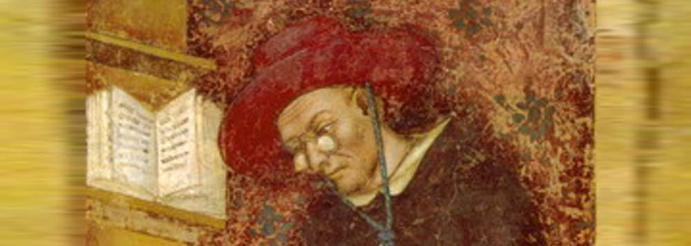 Gafas de sol CARDENAL HUGO DE SAINT-CHER DE PROVENZA Tomas de Módena