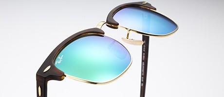 44323d2c39 Lo que no cabe duda, es que las gafas de sol Clubmaster de Ray Ban, nunca  dejarán de evolucionar y siempre serán nuestra máquina del tiempo ideal, ...