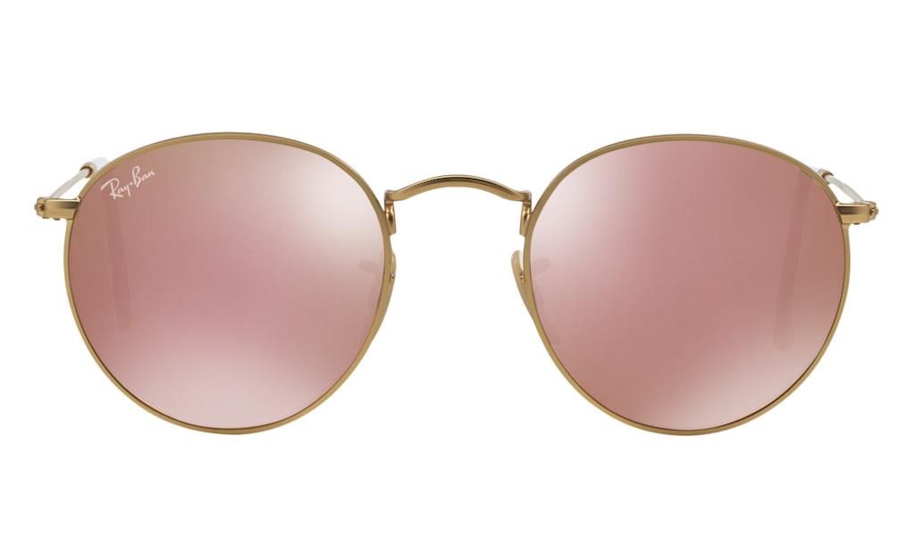 Quieres unas Gafas de sol Ray Ban RB 3447 112 Z2 50 Round Metal ¡Las ... de6228a91d66