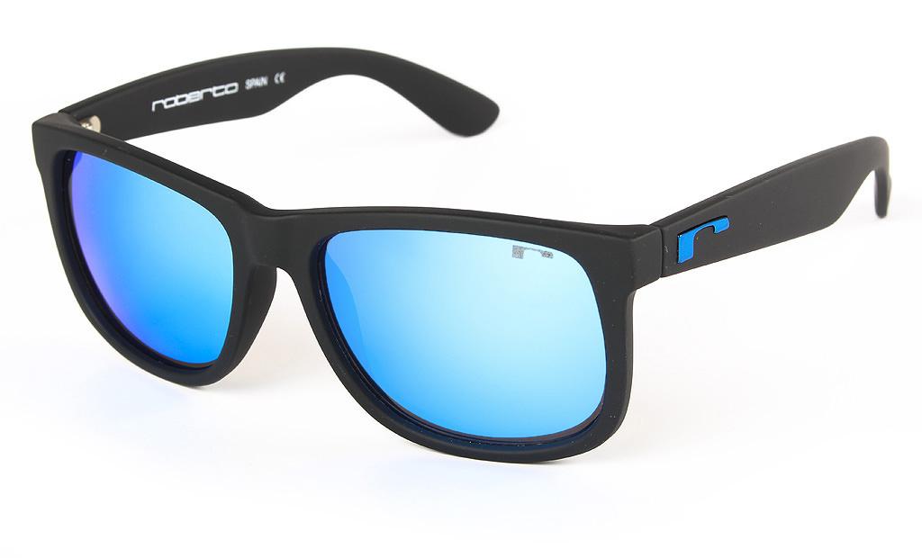682a1f930 Compra ahora unas Gafas de sol Roberto SoCool Black BlueMirror