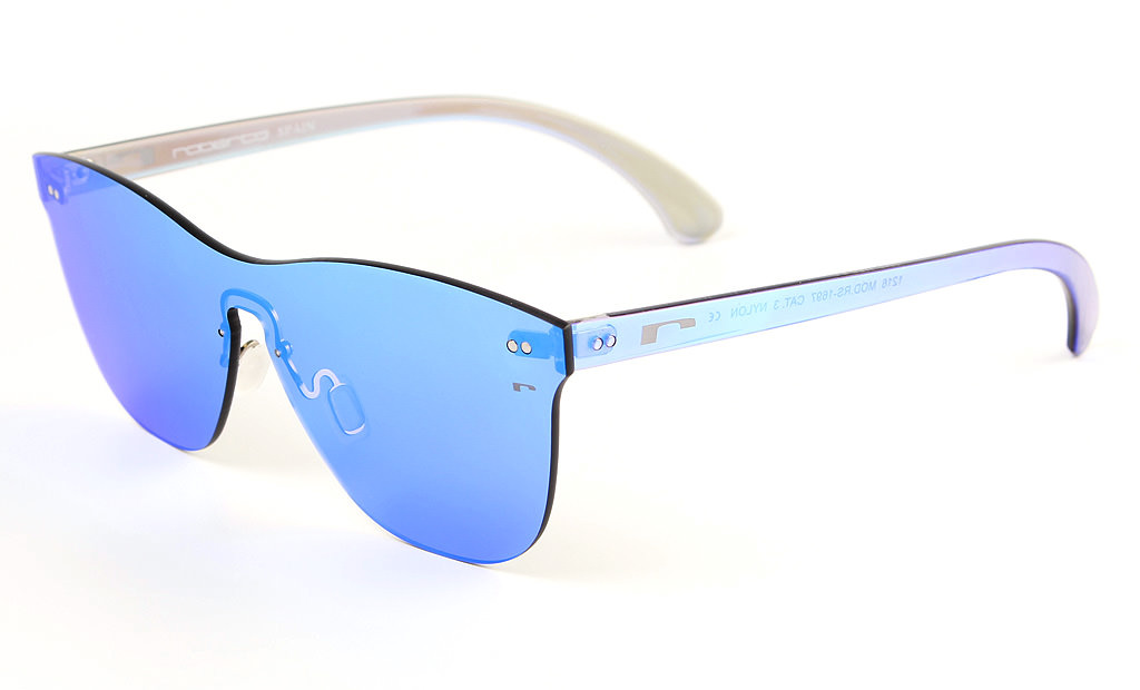 Gafas de sol roberto the one ocean blue sq rs1697 - Gafas sol espejo ...