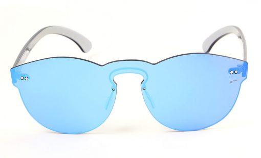 Gafas de sol todo lente, gafas de moda 2017