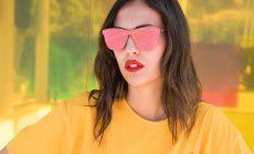 Gafas de sol sin montura moda 2017