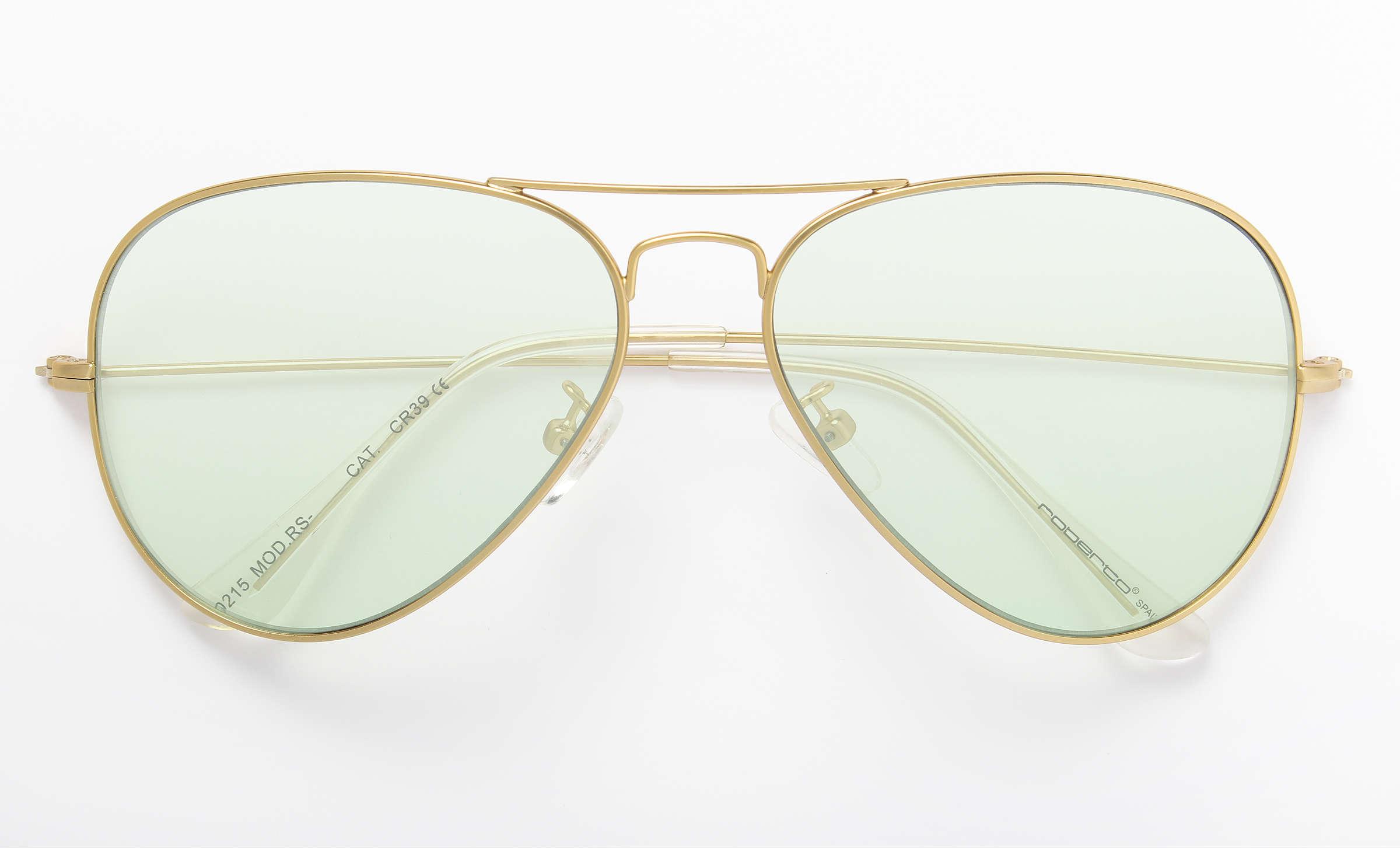 nuevo producto 50065 b9b1d Lentes transparentes y color: Atrévete con el estilo boho chic