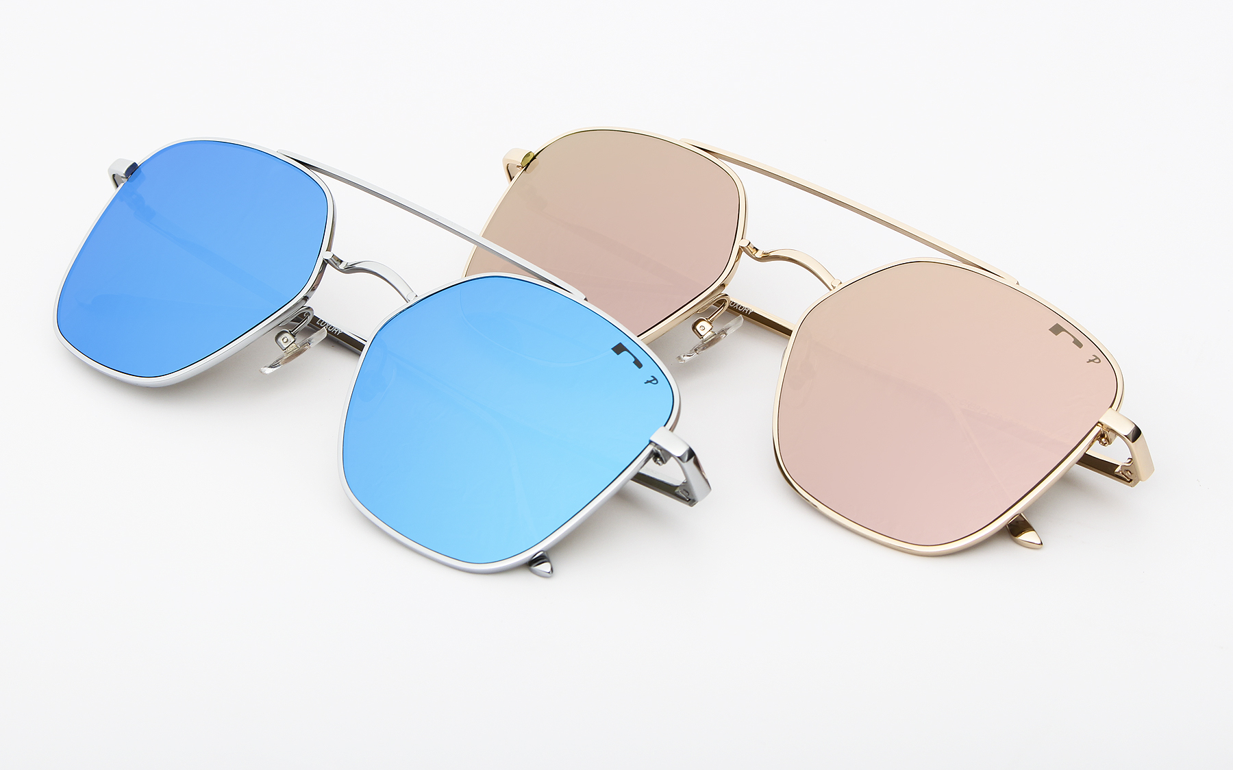 gafas de sol de titanio