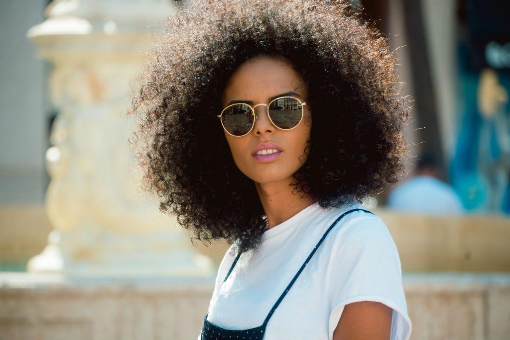 gafas de sol mujer otoño 2018 redondas