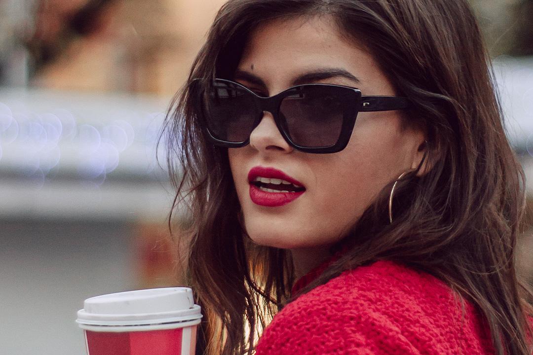 Gafas de sol de moda en 2019
