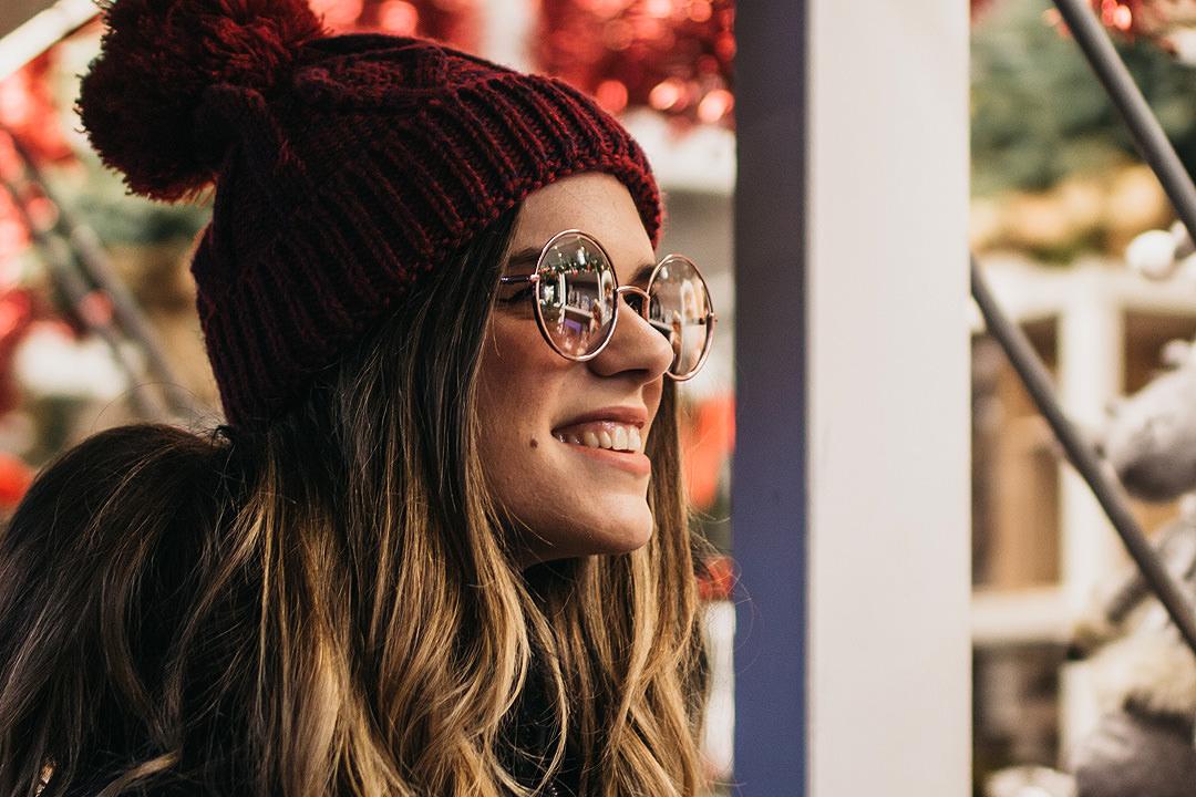 Gafas Sol 2019 redondas lentes rosa