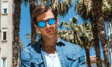 Gafas de sol de hombre del cat‡logo 2019 de RobertoSunglasses