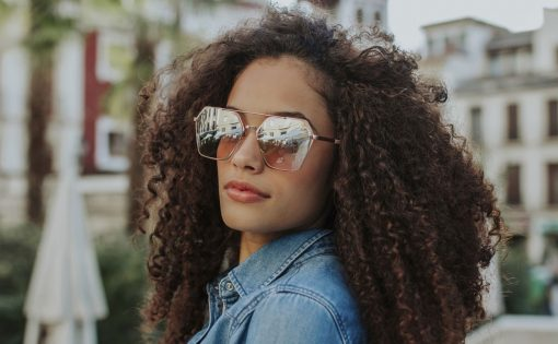 Gafas de sol especial mujer