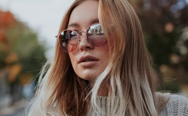 Gafas de sol para chica