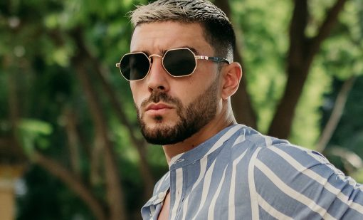 2020 Gafas de sol Roberto Hombre