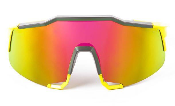 Gafas pantalla ciclismo
