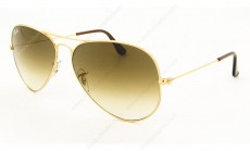 Gafas de sol Ray Ban RB 3025 001/51 58 Aviator Large metal