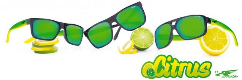 Arnette citrus collection