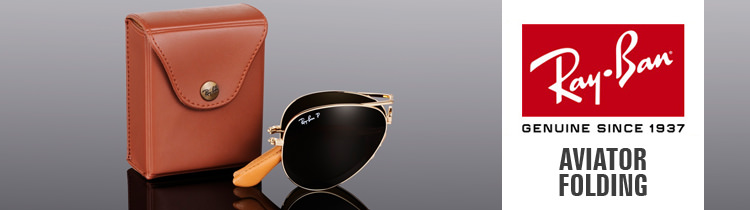 Gafas de Sol Ray Ban Aviator Folding