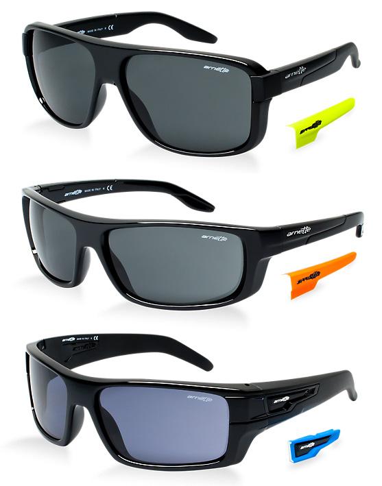 Sistema de personalización de gafas ACES de Arnette