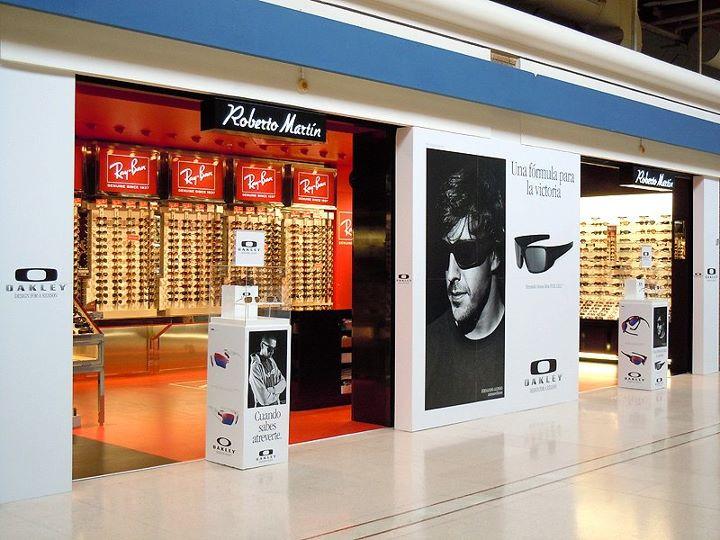 Roberto Martin Carrefour Finestrat Gafas de Sol Benidorm