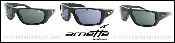 catálogo Arnette 2012