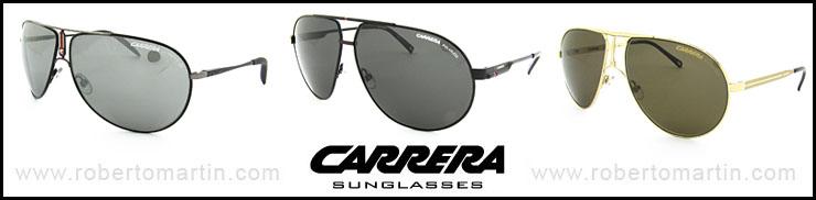 catálogo de gafas Carrera 2012