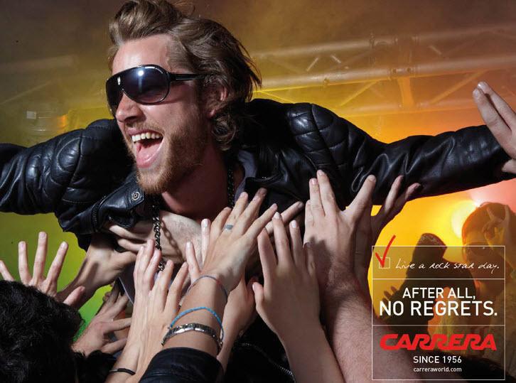 Gafas de sol Carrera After All no regrets