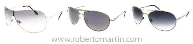 gafas de sol gratis en roberto martin