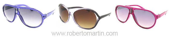 gafas de sol para niños en Roberto Martín
