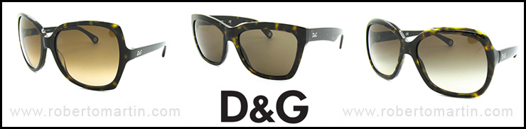 D&G gafas de sol 2012
