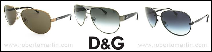 Gafas de sol D&G 2012
