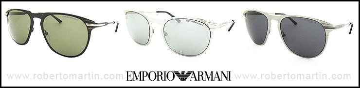 Emporio Armani novedades gafas 2012