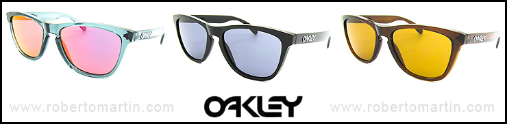 Catálogo Oakley 2012
