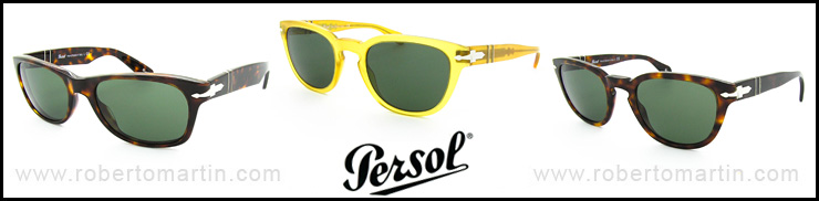 gafas de sol Persol 2012