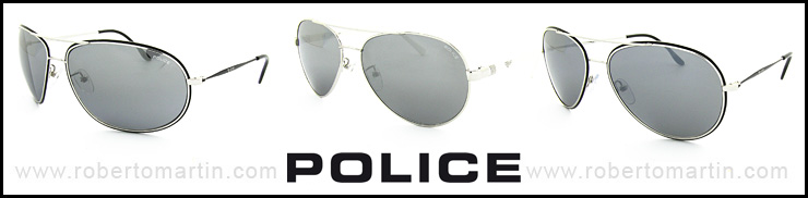 Gafas Police 2012