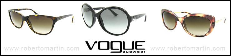 Colección de gafas de sol Vogue 2012