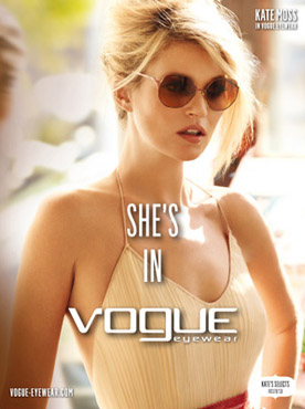 Kate Moss Gafas de Sol Vogue 2012