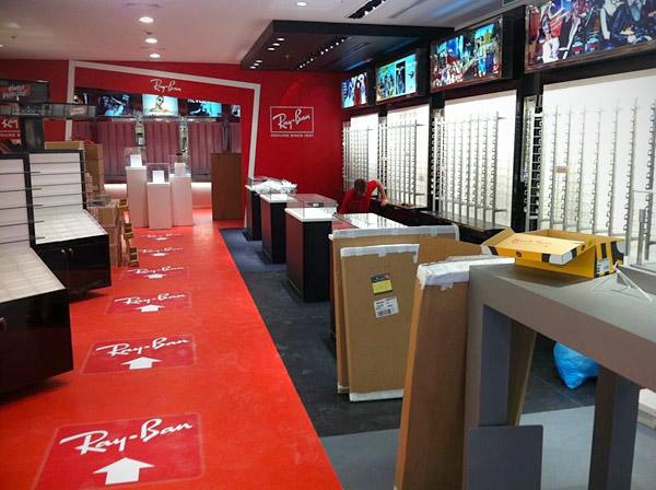Tiendas especializadas en gafas de sol Roberto Martín