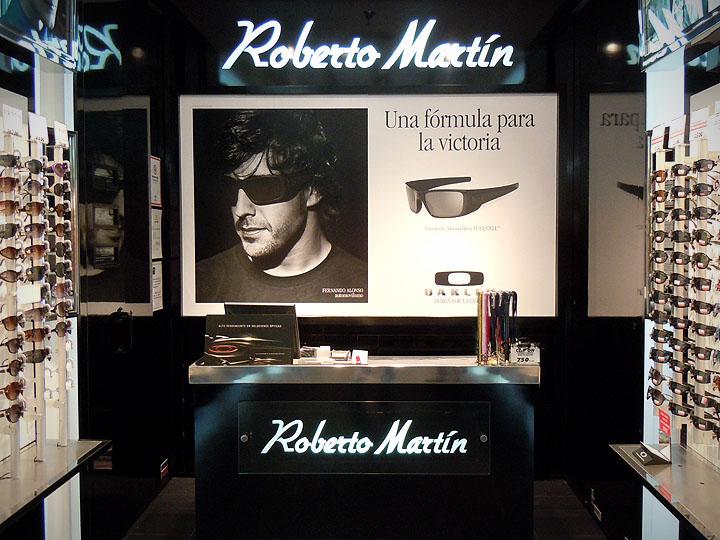 Gafas de Sol Oakley en roberto martin