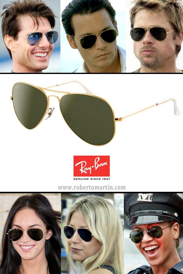En la referencia de las Ray Ban Aviator clásicas, encontramos una serie de  números y letras que especifican el color de lentes, montura y talla de las  gafas ... f7d7c02569