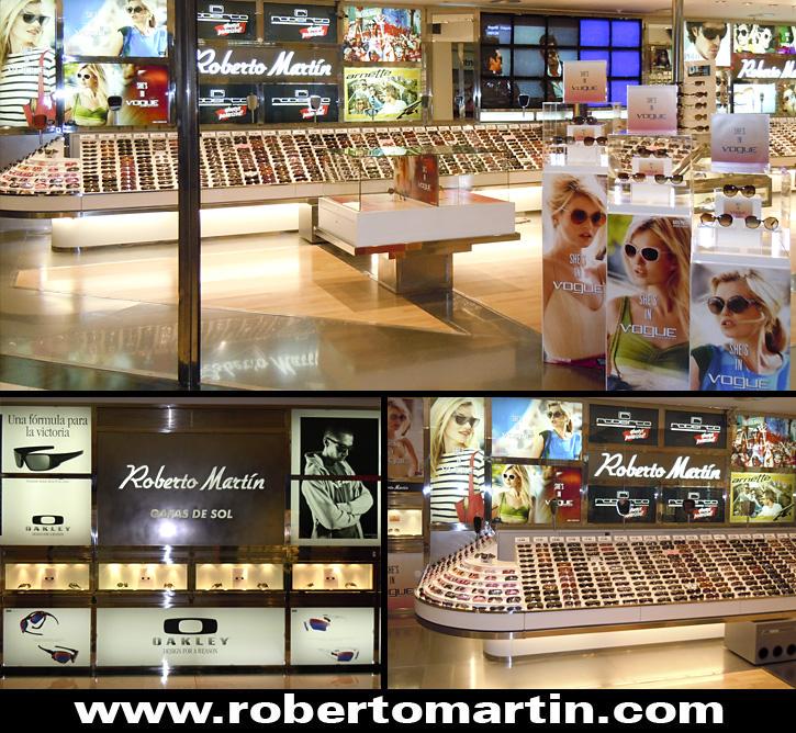 tiendas de gafas de sol en Alicante Roberto Martín